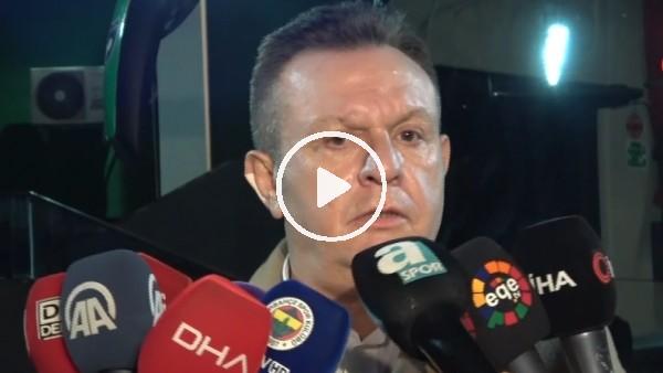 """'Ali Çetin: """"İptal edilen penaltı bizim için çok net bir pozisyondu"""""""
