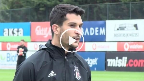 "'Necip Uysal: ""Derbide gol atacağımı hissetmiştim"""