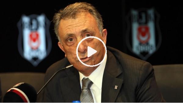 """'Ahmet Nur Çebi: """"Sergen Yalçın ayrılmak istediği zamana kadar Beşiktaş'ta"""""""