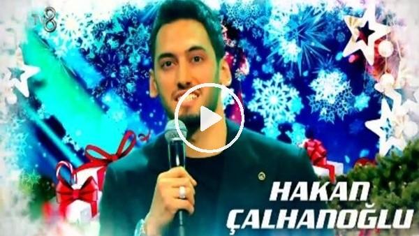 'Hakan Çalhanoğlu'nun O Ses Türkiye performansı