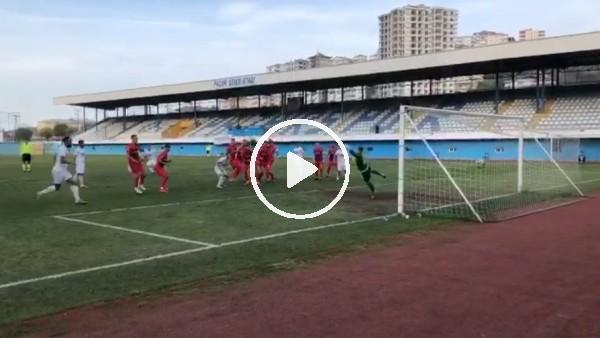 Pazarspor'a son dakikada 3 puanı getiren frikik golü