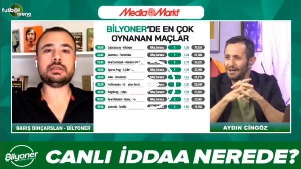 'Barış Dinçarslan, Galatasaray - Göztepe maçı için tahminini yaptı