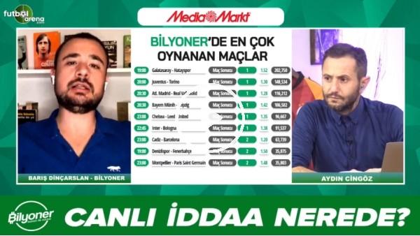 'Barış Dinçarslan, Galatasaray - Hatayspor maçı için tahminini yaptı