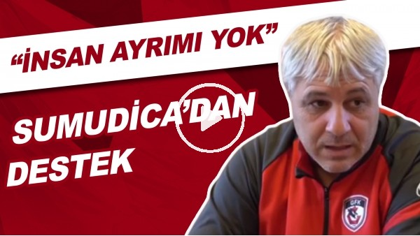 Sumudica'dan Başakşehir'e destek