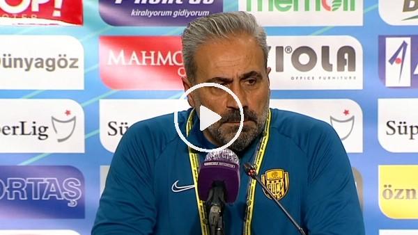 """'Mustafa Dalcı: """"Satranç gibi bir maç oldu"""""""