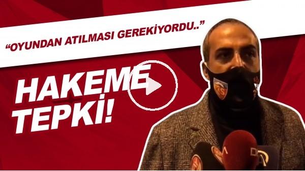 """Kayserispor'dan Hakeme Tepki! """"Oyudan Atılması Gerekiyordu.."""""""