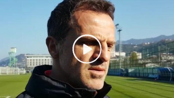 """'Stjepan Tomas: """"Geniş bir kadromuz var ve iyi oyunculara sahibiz"""""""
