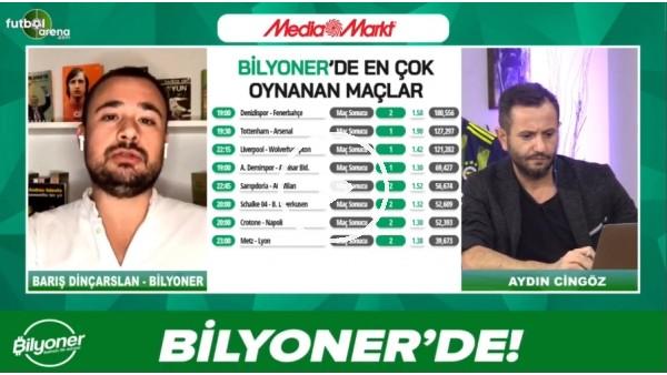 'Barış Dinçarslan, Denizlispor - Fenerbahçe maçı için tahminini yaptı