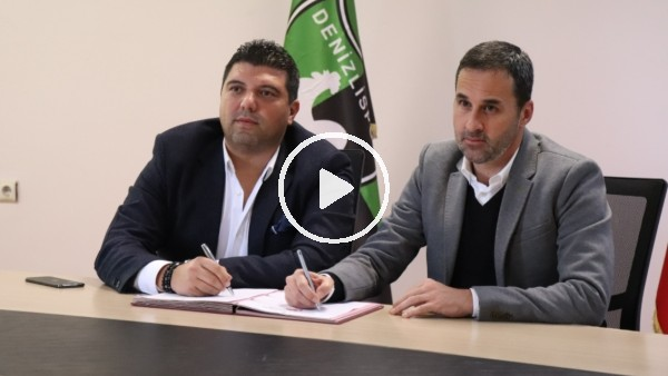 'Denizlispor, Yalçın Koşukavak ile sezon sonuna kadar sözleşme imzaladı