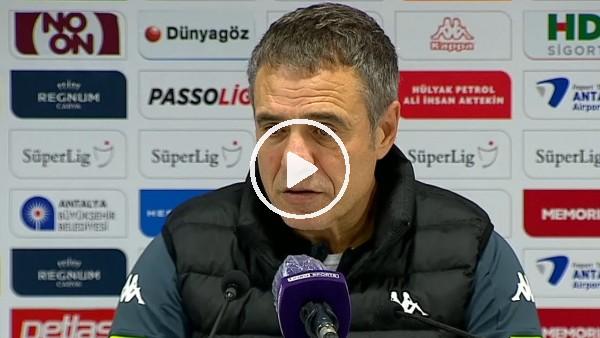 """'Ersun Yanal: """"Bu 3 puan, lig sonunda ne kadar güzel bir galibiyet olduğunu anlatacaktır"""""""