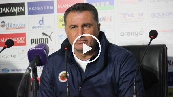 """'Mustafa Kaplan: """"Bıçak sırtı gibi bir maçtı, kazandığımız için de mutluyuz"""""""