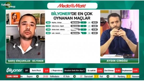 'Barış Dinçarslan,  Yeni Malatyaspor - Galatasaray maçı için tahminini yaptı