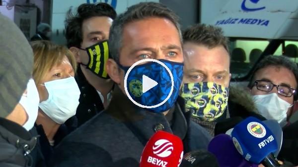 'Ali Koç'tan Mesut Özil açıklaması