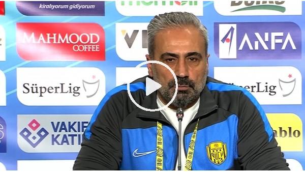 """'Mustafa Dalcı: """"Maçı sonuna kadar hak ettiğimizi düşünüyorum"""""""