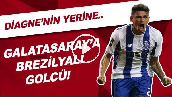 Galatasaray'a Brezilyalı Golcü! | Diagne'nin Yerine...