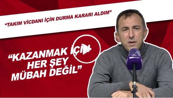 """'Ümraniyespor Teknik Direktörü Recep Uçar: """"Kazanmak İçin Her Şey Mübah Değil"""""""