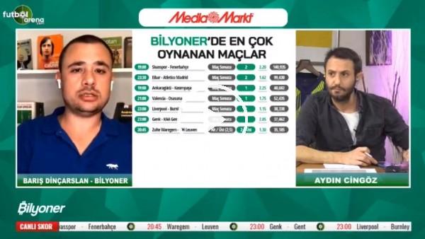 'Barış Dinçarslan, Sivasspor - Fenerbahçe maçı için tahminini yaptı