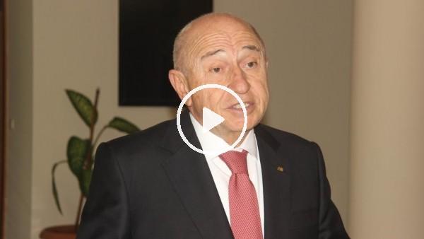 """'Nihat Özdemir: """"Seyricili oynama kararı bizim dışımızda"""""""