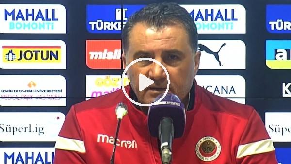 """'Mustafa Kaplan: """"Şartlar bizi nereye götürecek, ona göre bir değerlendirme yapacağız"""""""