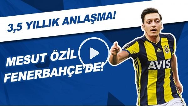 Mesut Özil Fenerbahçe'de!   İşte Anlaşmanın Detayları..