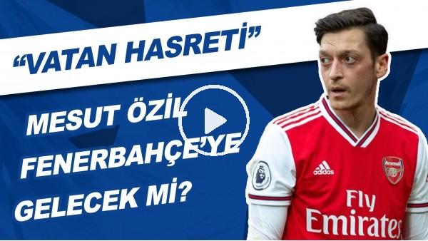 """Mesut Özil, Fenerbahçe'ye Gelecek Mi?  """"Vatan Hasreti"""""""