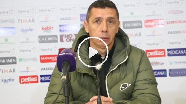 'Gaziantep FK Yardımcı Antrenörü Gabriel Margarit'ten VAR eleştirisi