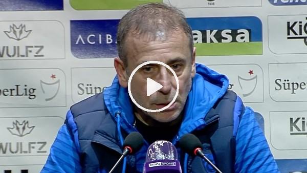 """'Abdulla Avcı: """"Mart ayından bu yana futbol ailesi, dünyada yaşanan süreci ayakta tutmaya çalışıyor"""""""