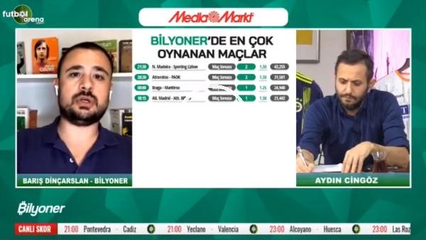 'Barıç Dinçarslan, Fenerbahçe - Alanyaspor maçı için tahmini yaptı