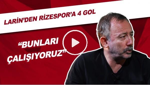 Larin'den Rizespor'a 2 gol | Sergen Yalçın Böyle Açıklamıştı