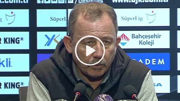 """Sergen Yalçın: """"Hayatımız boyunca şampiyonluğa oynadık. Liderlik stres yaratmaz"""""""