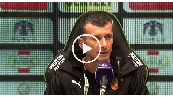 """'Yasin Güleryüz: """"Konyaspor'u çok iyi bir şekilde analiz ettik"""""""