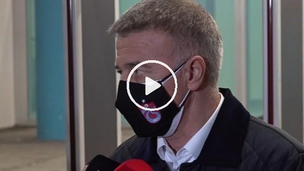 """'Ahmet Ağaoğlu: """"Yapacağımız transferlerin Trabzonspor ekonomisiyle örtüşme zorunluluğu var"""""""