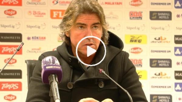 """' Ricardo Sa Pinto: """"Oyuncularımla gurur duyuyorum"""""""