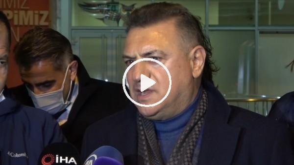 """'Hasan Kartal: """"İyi bir kadro ile çıkarsak Fenerbahçe'yi zorlarız"""""""