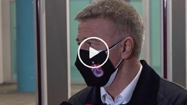 'Ahmet Ağaoğlu ile muhabir arasındaki 'Fenerbahçe' diyaloğu