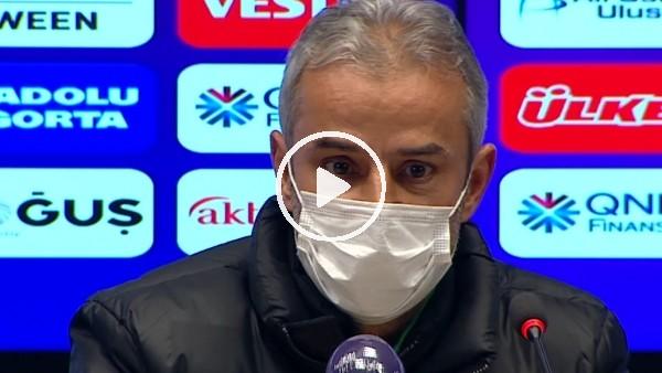 """'İsmail Kartal: """"Antalya maçına iyi hazırlanıp, ilk yarıyı moralli bitirmek istiyoruz"""""""