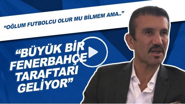 """'Rüştü Reçber: """"Oğlum Futbolcu Olur Mu Bilmem Ama Büyük Bir Fenerbahçe Taraftarı Geliyor"""""""