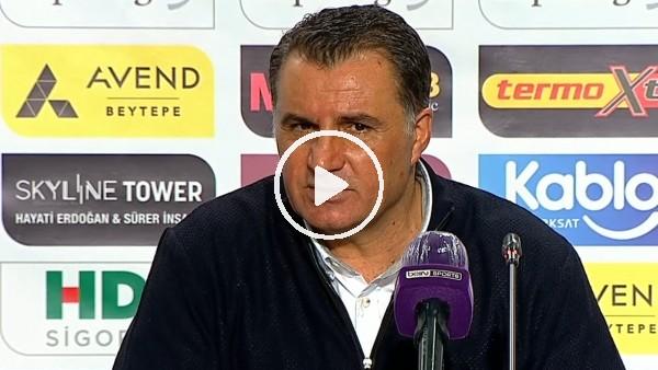 """'Mustafa Kaplan: """"Üreten bir Gençlerbirliği vardı. Üç tane gol, üç puan bizi ayrıca mutlu etti"""""""