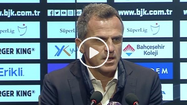 """'Stjepan Tomas: """"Bu kadar hata yaparsanız Beşiktaş cezayı keser"""""""