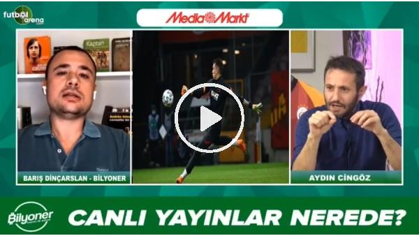 'Barış Dinçarslan, Galatasaray - Denizlispor maçı için tahminini yaptı