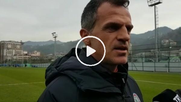 """'Stjepan Tomas: """"Remy'nin sakatlığı 3-4 hafta sürecek"""""""