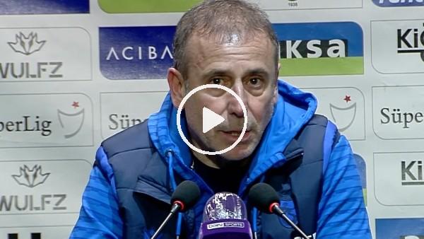"""'Abdullah Avcı: """"Trabzonspor her maçı kazanmak için oynar"""""""