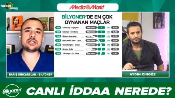 'Barış Dinçarslan, Hatayspor - Fenerbahçe maçı için tahminini yaptı
