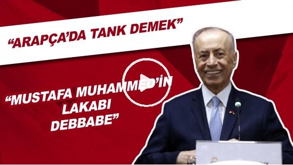 """Mustafa Cengiz: """"Mustafa Muhammed'in lakabı Debbabe. Arapça'da tank demek."""""""