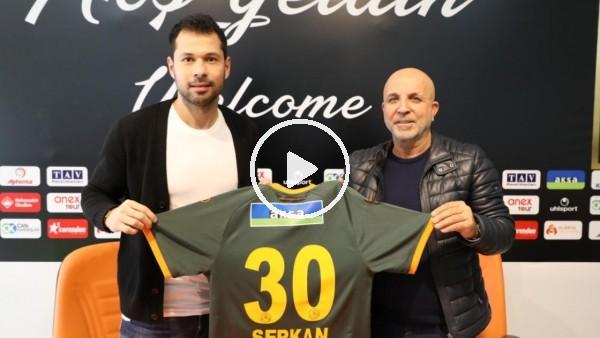 'Aytemiz Alanyaspor, Serkan Kırıntılı'yı transfer etti