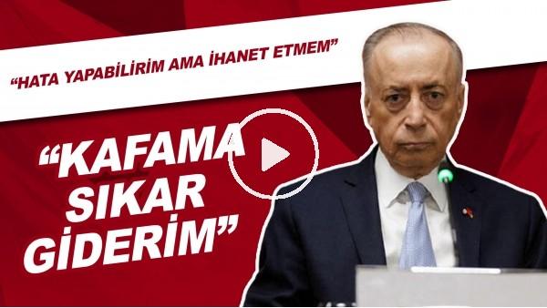 """Mustafa Cengiz: """"Hata yapabilirim ama ihanet etmem. Ahmet Kaya gibi kafama skar giderim."""""""