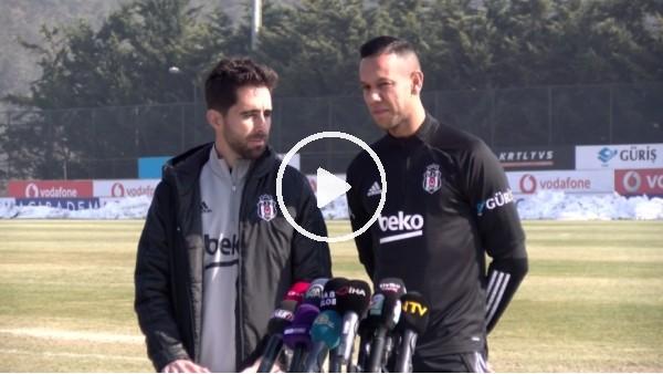 'Josef de Souza'nın Açıklamaları | Beşiktaş'ta Denizlispor Maçı Hazırlıkları