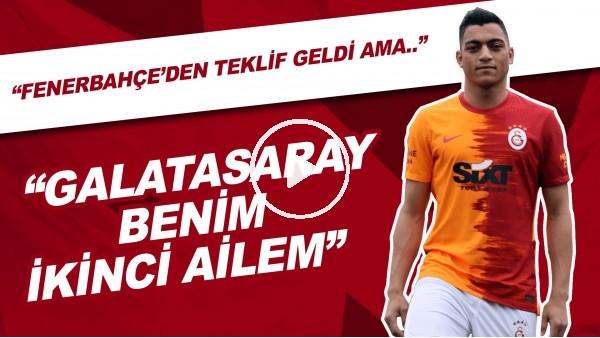"""Mustafa Muhammed: """"Fenerbahçe'den Teklif Geldi Ama Gitmedim. Galatasaray Benim İkinci Ailem"""""""