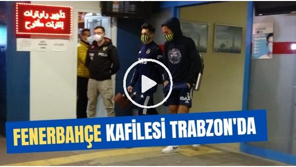 'Fenerbahçe, Trabzon'a Geniş Güvenlik Önlemleri Altında Geldi