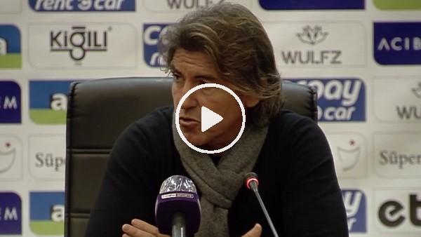 """'Ricardo Sa Pinto: """"Şanssız goller yedik"""""""